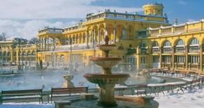 A Széchenyi Gyógyfürdő