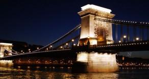 Dunai panoráma és várnegyed